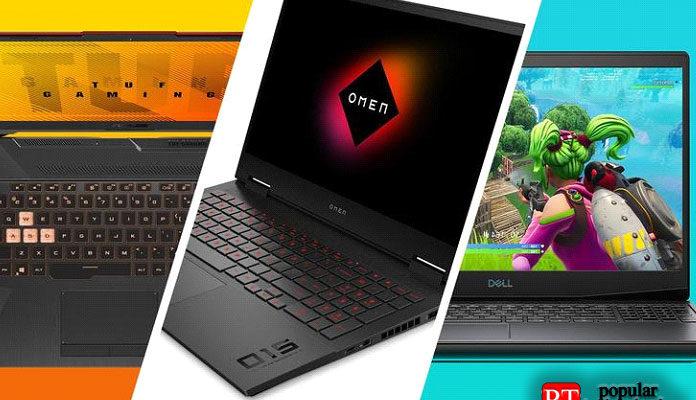 Лучший дешевый игровой ноутбук 2021 года