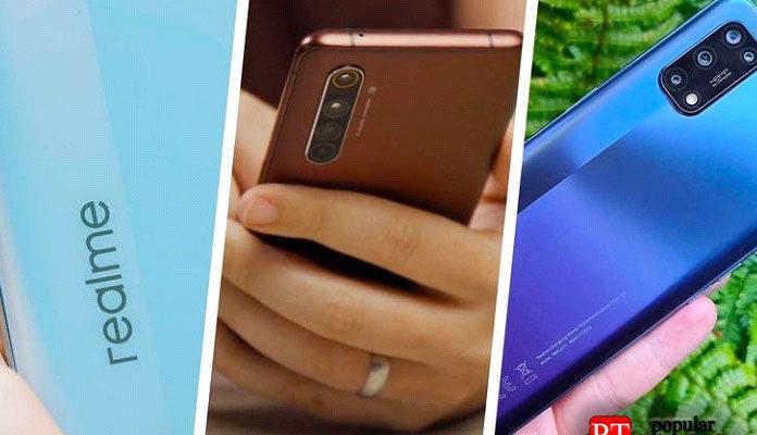 Лучший смартфон Realme 2021 года