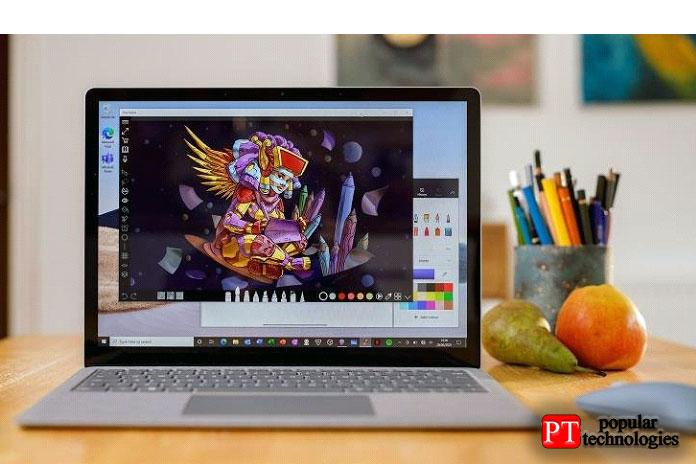 Microsoft Surface Laptop 4— лучшее качество сборки