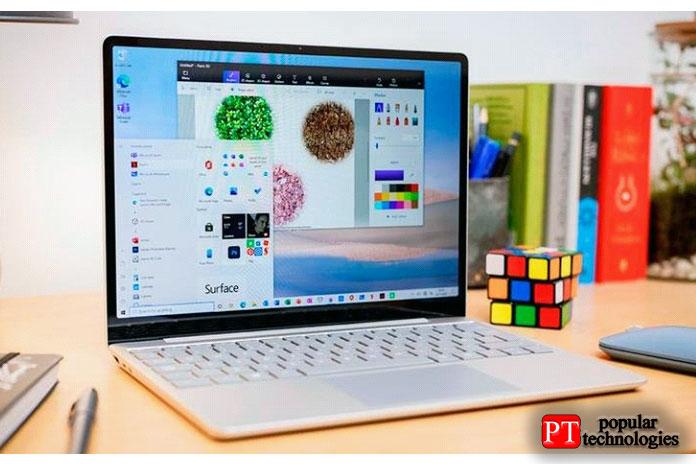 Microsoft Surface Laptop Go— лучшая портативность