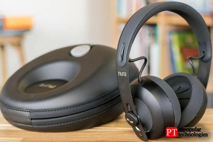 Nuraphone— Впечатляющий персонализированный звук