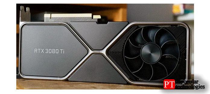 Nvidia RTX 3080Ti Founder's Edition