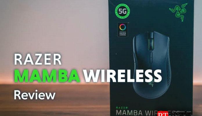 Обзор Razer Mamba Wireless