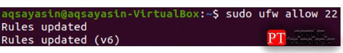 Присоединитесь ксерверу через SSH, чтобы увидеть