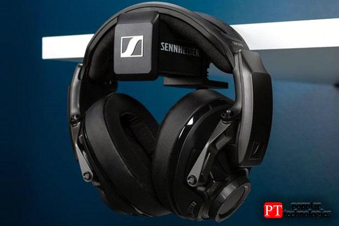 Sennheiser GSP 670 — Стремительный бас