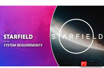 Системные требования Starfield