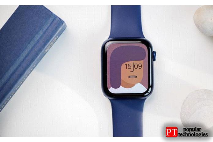 Сколько будут стоить Apple Watch Series7