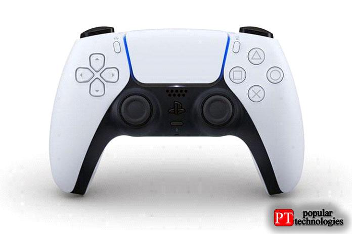 Sony DualSense— отлично подходит для игроков PS5