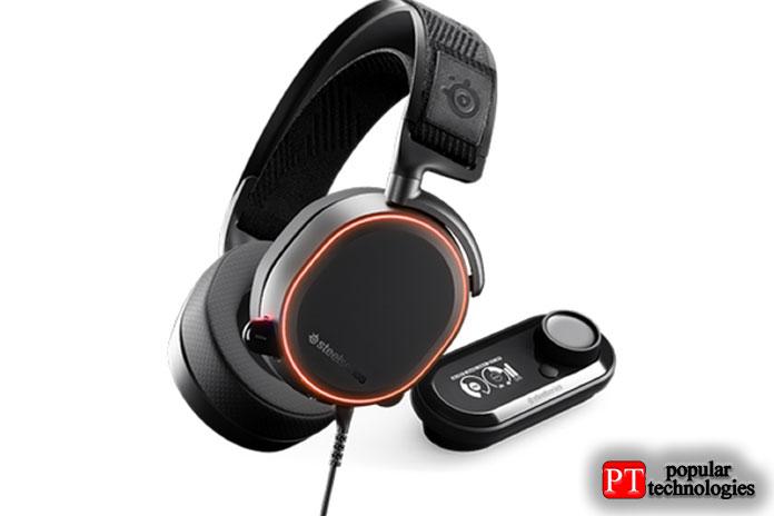 SteelSeries Arctis Pro + GameDAC — Поддерживает несколько профилей звука
