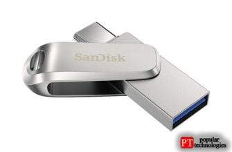 USB-накопитель SanDisk Ultra Dual Drive Luxe— лучший дизайн