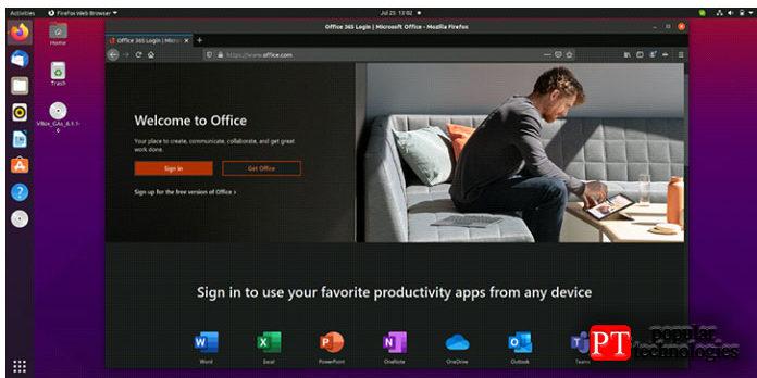 Вам просто нужна учетная запись Microsoft для доступа кMicrosoft Office