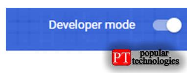 Запуск Google Chrome и тип