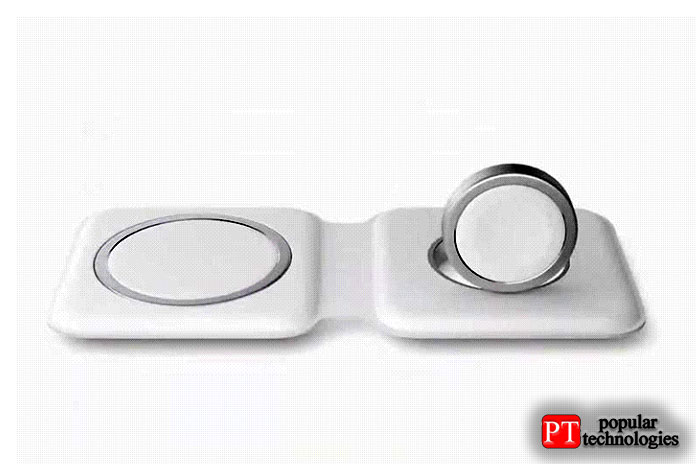 Зарядное устройство Apple MagSafe Duo