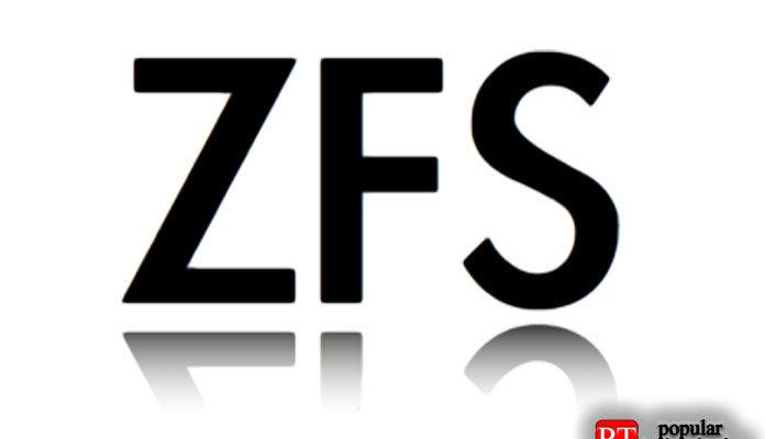 сжатие ZFS