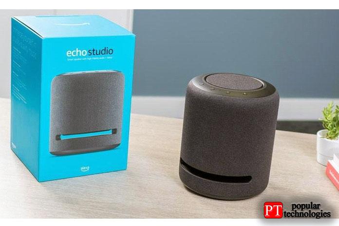 Amazon Echo Studio — лучшее для HD-аудио