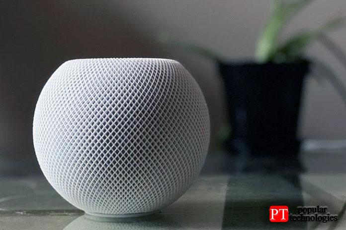 Apple HomePod mini— лучшее для пользователей Apple