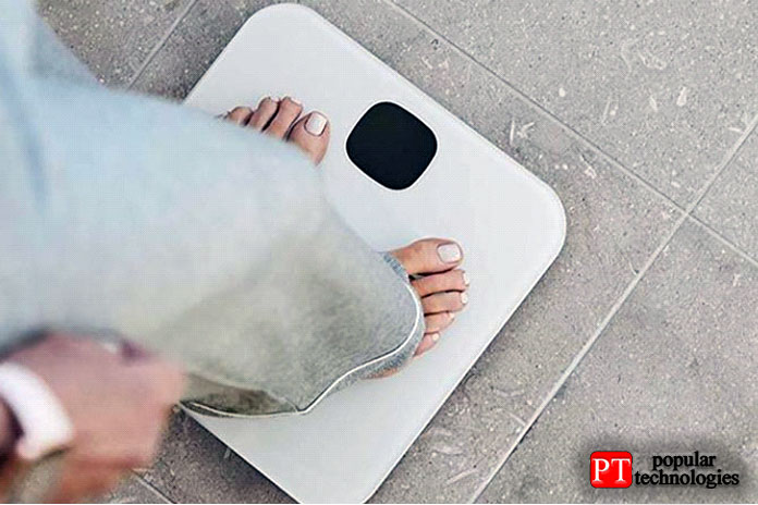 Fitbit Aria Air— базовые весы синтеграцией Fitbit
