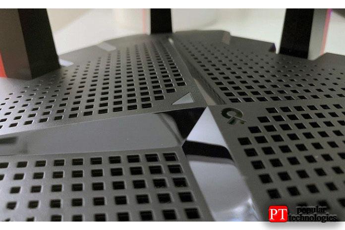 GX90 имеет серьезную конкуренцию только вобласти Wi-Fi 6