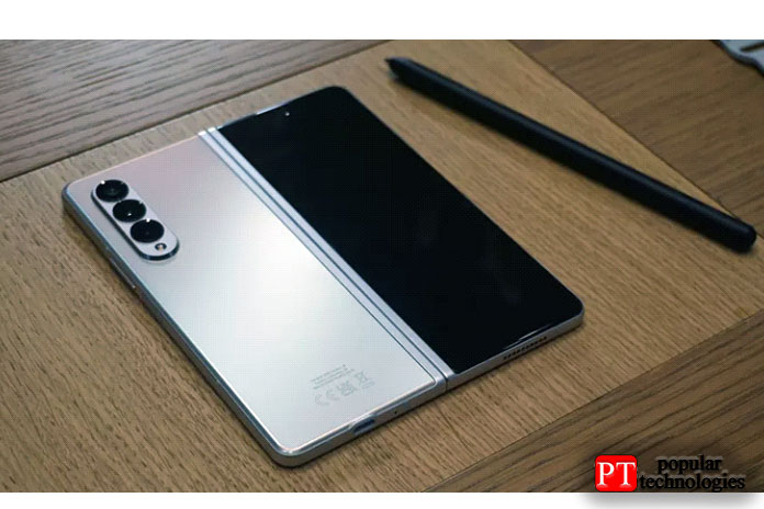 Galaxy Z Fold 3 совместим с S Pen - и это существенное отличие телефона