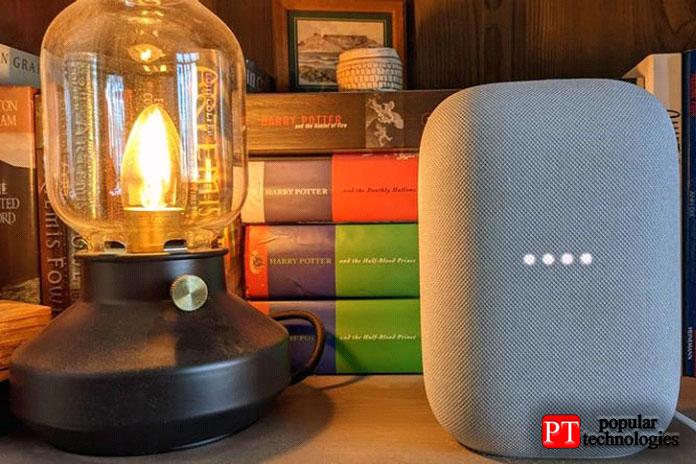 Google Nest Audio— лучшее соотношение цены икачества