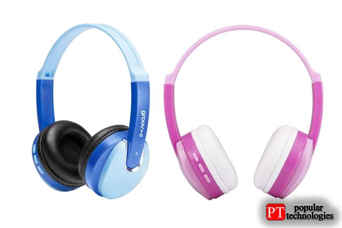 Groov-e Kidz Wireless— Слишком громко для детей