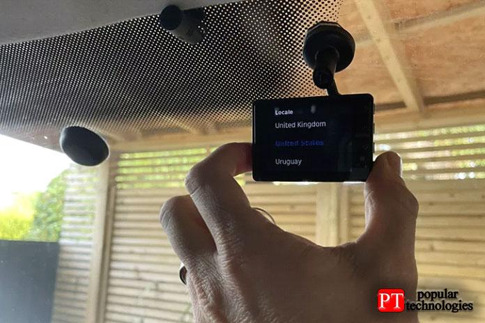 Как ибольшинство современных видеорегистраторов