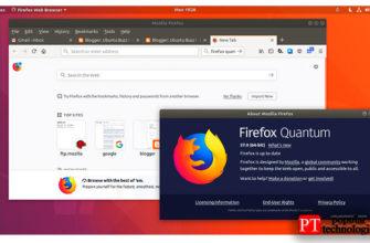 Как обновить Firefox в Ubuntu