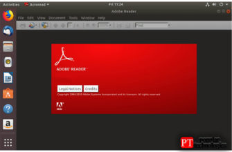 Как установить Adobe Acrobat Reader в Ubuntu 20.04
