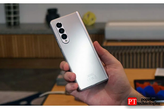 Камеры Samsung Galaxy Z Fold 3 хороши, но не новаторски