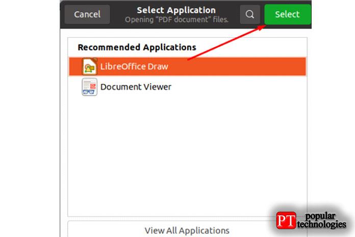 LibreOffice Draw