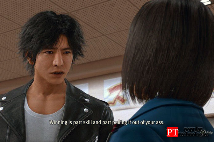 Lost Judgment примерно настолькоже типичен для серии Yakuza