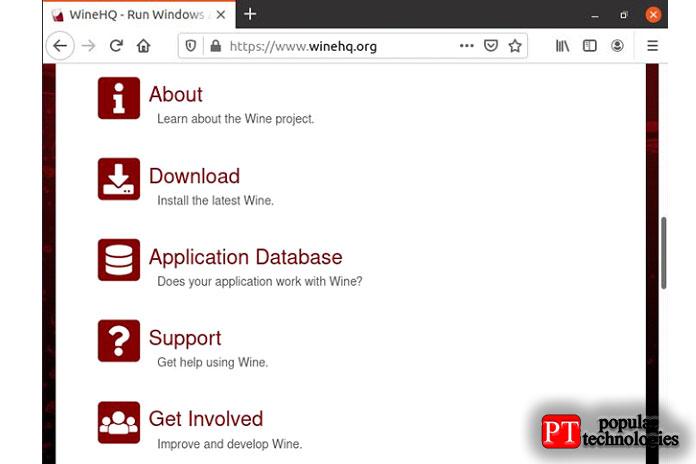 Наследующей странице выберите пакет для Ubuntu