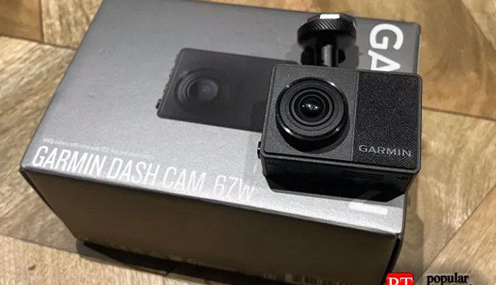 Обзор Garmin Dash Cam 67W