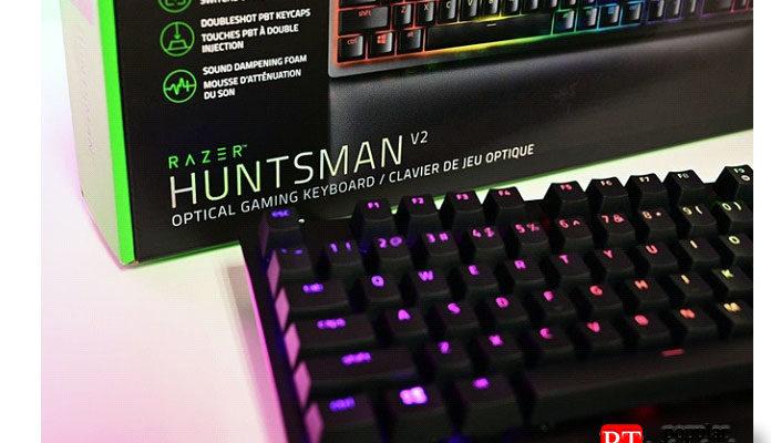 Обзор Razer Huntsman V2