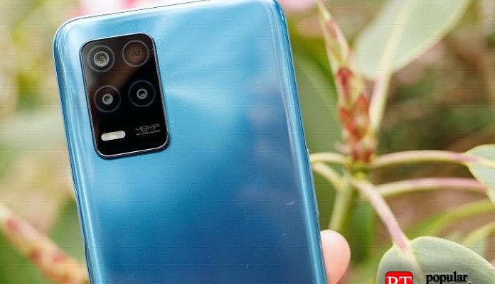 Обзор Realme 8 5G