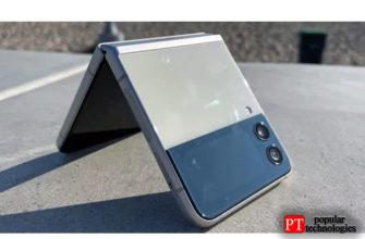 Обзор Samsung Galaxy Z Flip 3