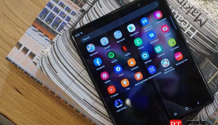 Обзор Samsung Galaxy Z Fold 3