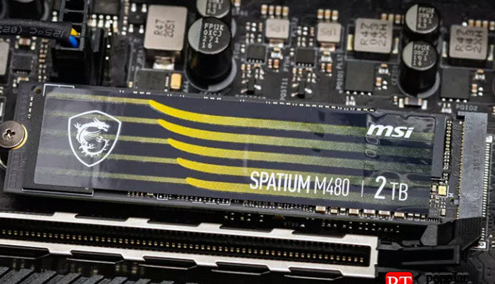Обзор твердотельного накопителя MSI Spatium M480 M.2 NVMe