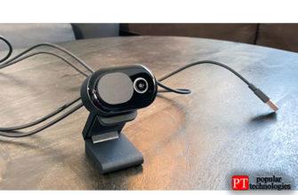 Обзор веб-камеры Microsoft Modern