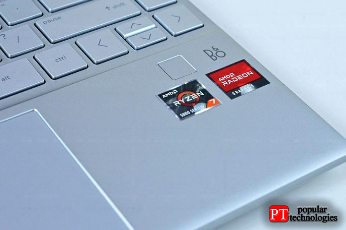 Pavilion Aero 13— это бюджетный ноутбук-раскладушка