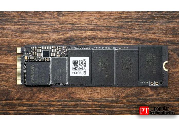 Phison E18 поддерживает ASPM иASPT