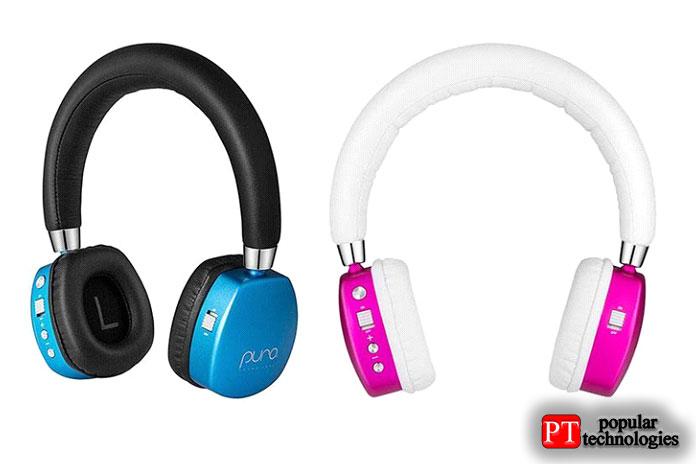 Puro Sound Labs PuroQuiet— Лучшие детские наушники сшумоподавлением