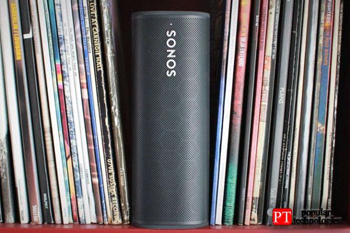 Sonos Roam— лучшая портативность