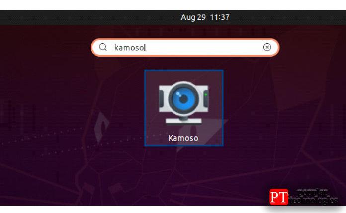 Теперь увас есть приложение Kamosa всистеме Ubuntu
