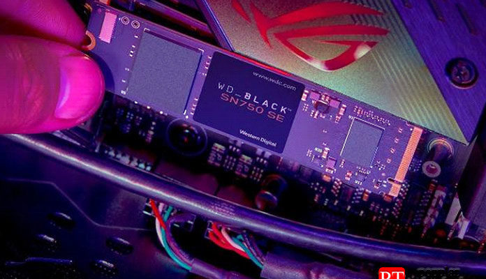 WD_Black SN750 SE обзор