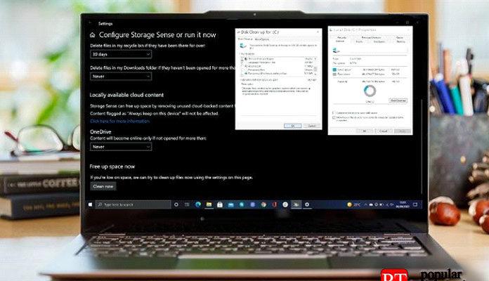 Windows.old в Windows 10 - можно ли ее удалить