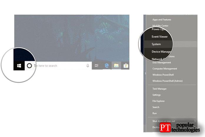 Здесь высможете увидеть общий объем оперативной памяти, установленной навашем ноутбуке