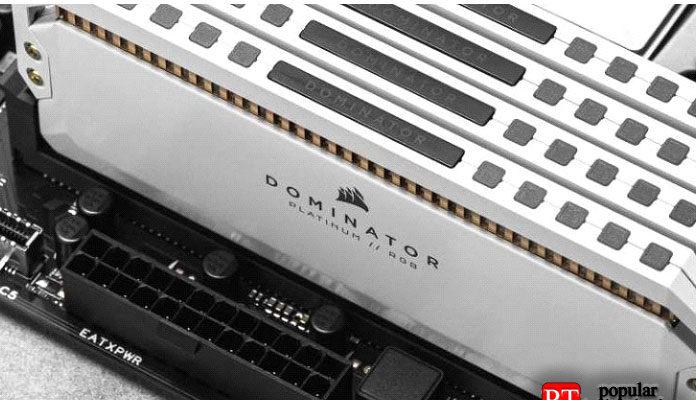 Анонсирован Corsair DDR5 Dominator и Vengeance RAM