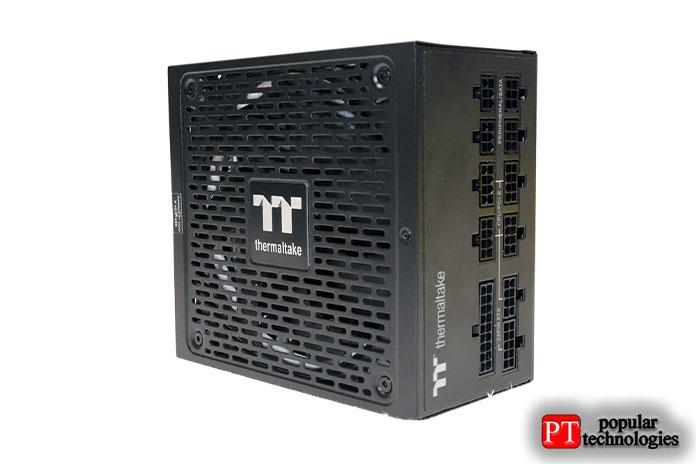 GF1 1000W обладает достаточной мощностью для высококлассной