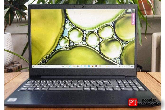 Недавно ярассмотрел Lenovo IdeaPad 315, ноутбук за